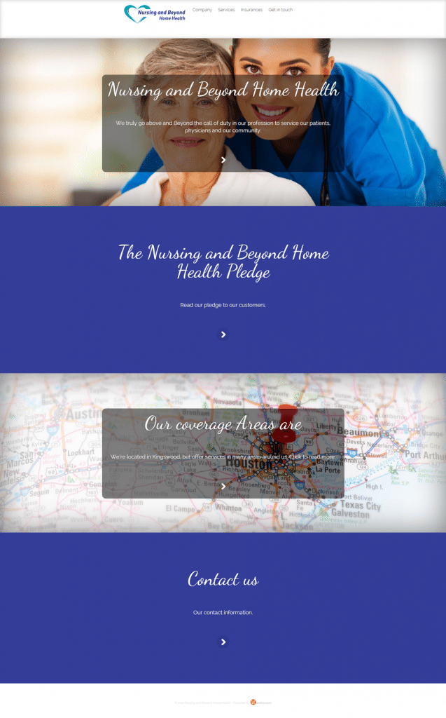 Nursing And Beyond