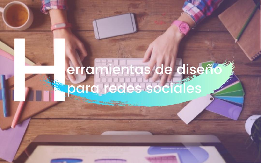Herramientas de diseño para redes sociales